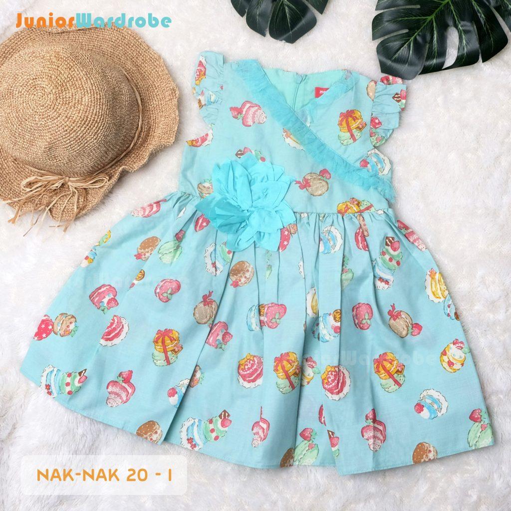 NAK 20 KIDS-I CAKES DRESS